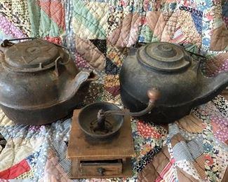 Smaller coffee grinder