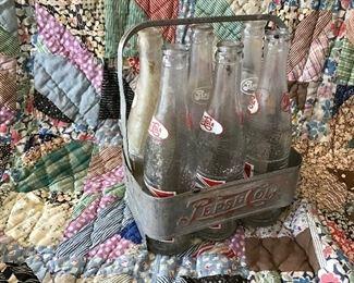 Pepsi bottle carrier