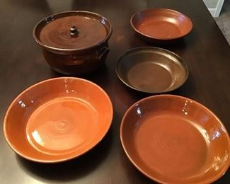 NC local pottery