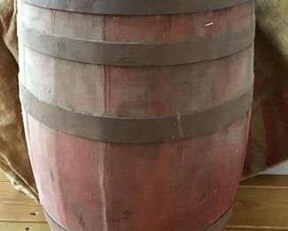 Coca Cola syrup keg in great shape