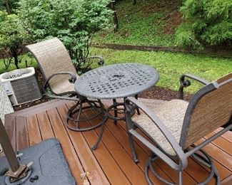 Fortunoff Deck Furniture