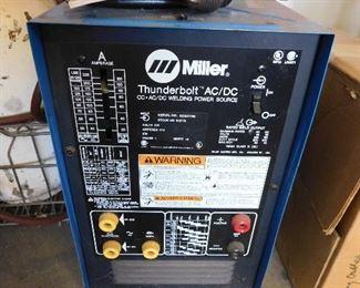 Thunderbolt 230v stick welder