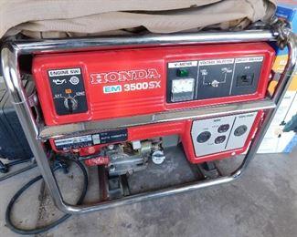 Honda EM 3500SX inverter/ generator
