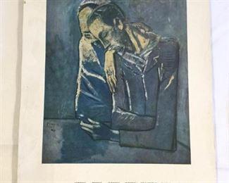1966 Picasso Wall Calendar https://ctbids.com/#!/description/share/209703