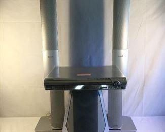 Panasonic DVD Home Theater Sound System (7Pcs) https://ctbids.com/#!/description/share/209643