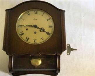 Mauthe German Wall Clock https://ctbids.com/#!/description/share/209773