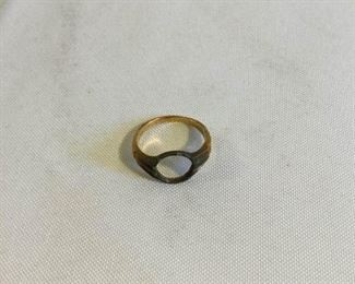 14k Gold Ring Setting Vintage https://ctbids.com/#!/description/share/209733