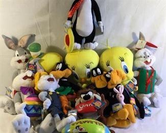 Looney Tunes Certified Licensed Plush Toys by Nanco (13 Pcs) https://ctbids.com/#!/description/share/209624