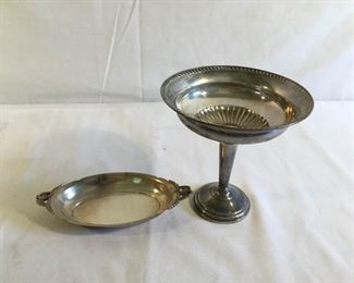 Sterling Dishes 2 Pieces https://ctbids.com/#!/description/share/209744