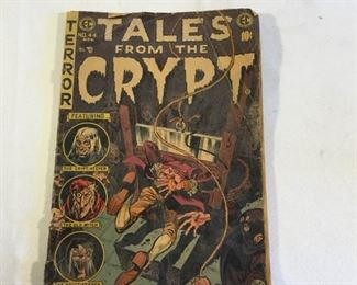 1954 Tales From the Crypt Comic Book No. 44 https://ctbids.com/#!/description/share/209689