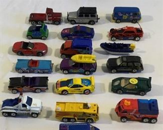 Vintage and/or Collectable Matchbox Toys (20Pcs) https://ctbids.com/#!/description/share/209631
