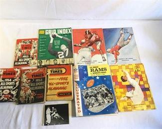 Vintage SoCal Football Programs and Photo and Sports Almanacs https://ctbids.com/#!/description/share/209756