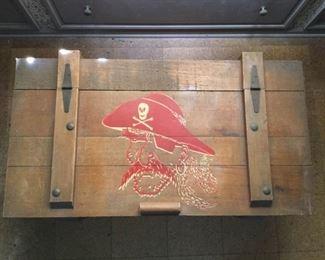 Prime Toys Wood Pirate's Chest Vintage https://ctbids.com/#!/description/share/209637