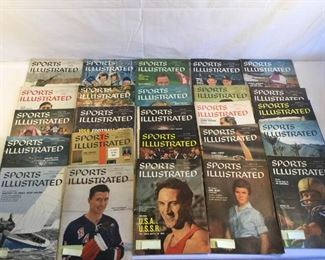 Sports Illustrated 1959 with 50 Issues https://ctbids.com/#!/description/share/209760