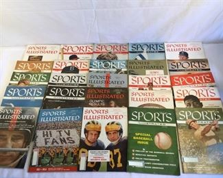 Sports Illustrated 1956 Complete Year 52 Issues https://ctbids.com/#!/description/share/209761