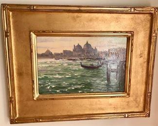 """Venice"" By Paul Strisik"