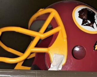 04 Redskins Helmets
