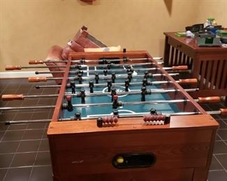4A Foosball Table