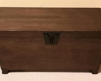 5A Wooden Chest