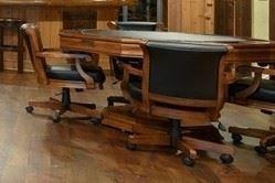 Brunswick Poker Table