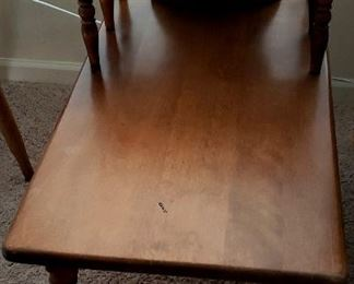 The other end table