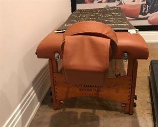 Master Massage Table Like New
