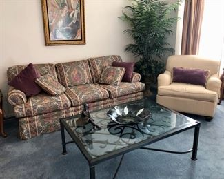 Contemporary Ethan Allen furniture in excellent condition