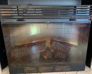 Dimplex Electric Fireplace/Heater25x30x12inHxWxD