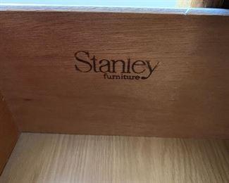 Stanley Walnut Dresser/Wardrobe60 X 40 X 18HxWxD