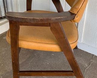 Vintage MCM Chair30 x 25 x 22HxWxD