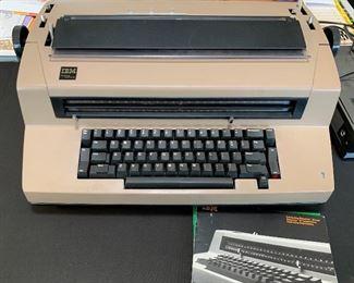 IBM Selectric III Typewriter Vintage