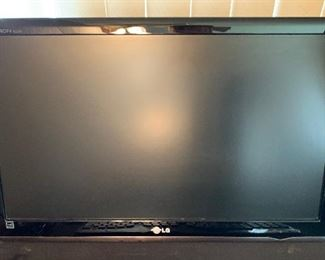 LG 23in LED HD Monitor E2350V-SN