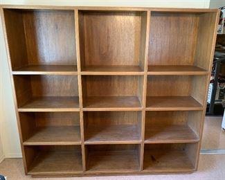 1 Piece Wood Shelf73x78x16inHxWxD