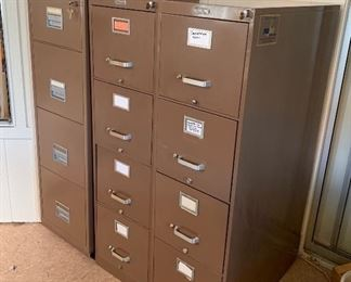 Schwab Fire Rated File Cabinet/Safe 350-1 HR	 	 Devon 4-Drawer File Cabinet Industrial #1	 	 Devon 4-Drawer File Cabinet Industrial #2
