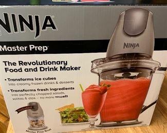 Ninja Master Prep Food Processor