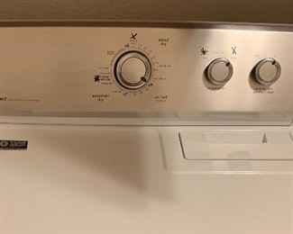 Maytag 7.0 cu Ft Dryer MEDC215EW1	44x27x26in	HxWxD