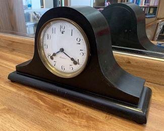 Sessions Antique Camelback Mantel Clock