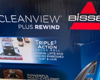 Bissell Cleanview Carpet Cleaner