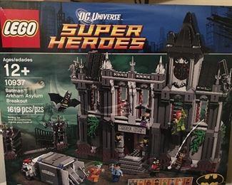 LEGO DC Universe Super Heroes #10937