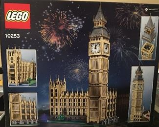 Lego Creator  Big Ben brand new sealed # 10253