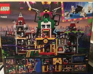 Brand new sealed LEGO Batman movie DC the Joker # 70922