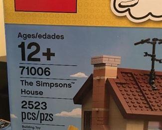 LEGO The Simpson House 71006