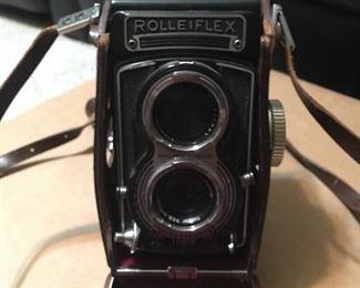 Vintage Rolle1flex camera