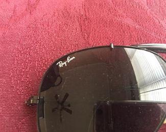 Vintage Ray Ban Aviator Glasses