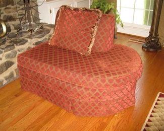 One piece of a sofa set/banquet sofa