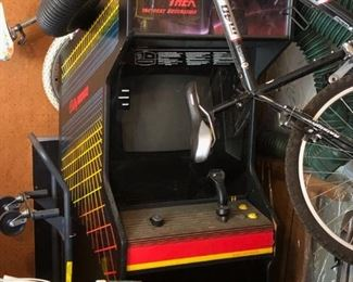 star trek Arcade game