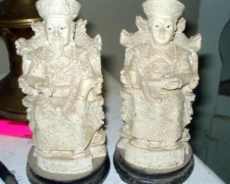 Oriental Carvings