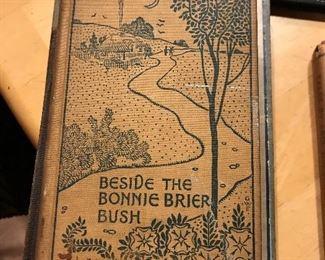 Vintage book, 1896