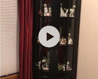 Nice Dalmatian figurine collection