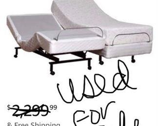 Leggett and Platt adjustable bed